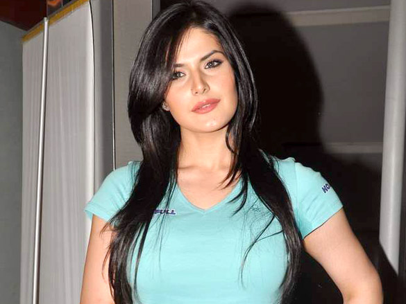 Watch Zareena Khan Played A Different Role In Upcoming -3372
